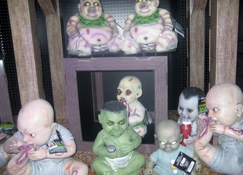 Spirit Halloween Zombie Babies.JPG